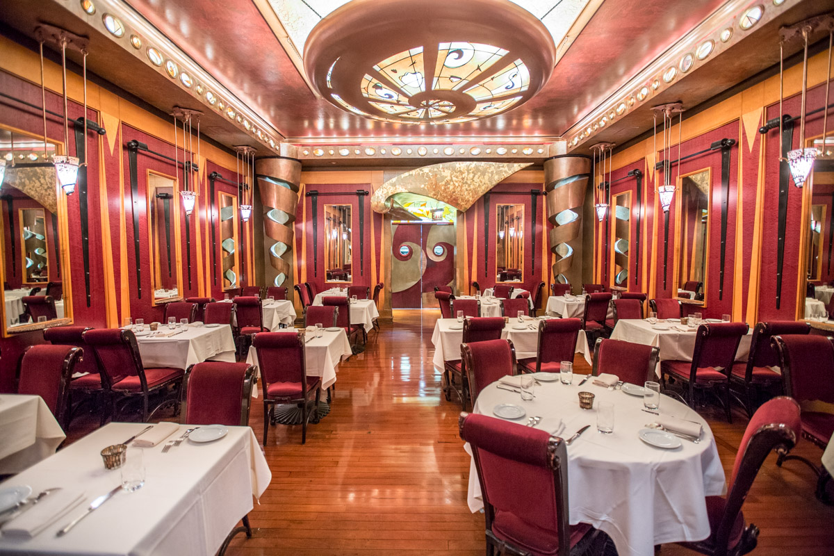Fine Dining Restaurants In Chicago Il